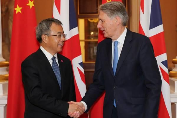 UK China trade | UK Import from China & Export to China