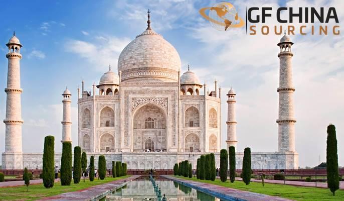 Importare prodotti dall' India